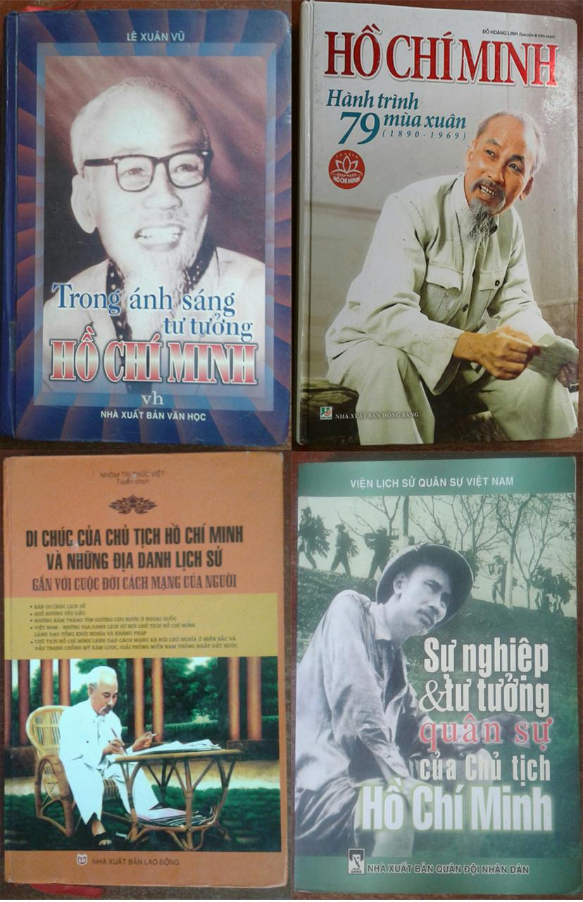 """GIỚI THIỆU SÁCH """"Kỷ niệm 50 năm thực hiện Di chúc của Chủ tịch Hồ Chí Minh"""" (1969 – 2019)"""