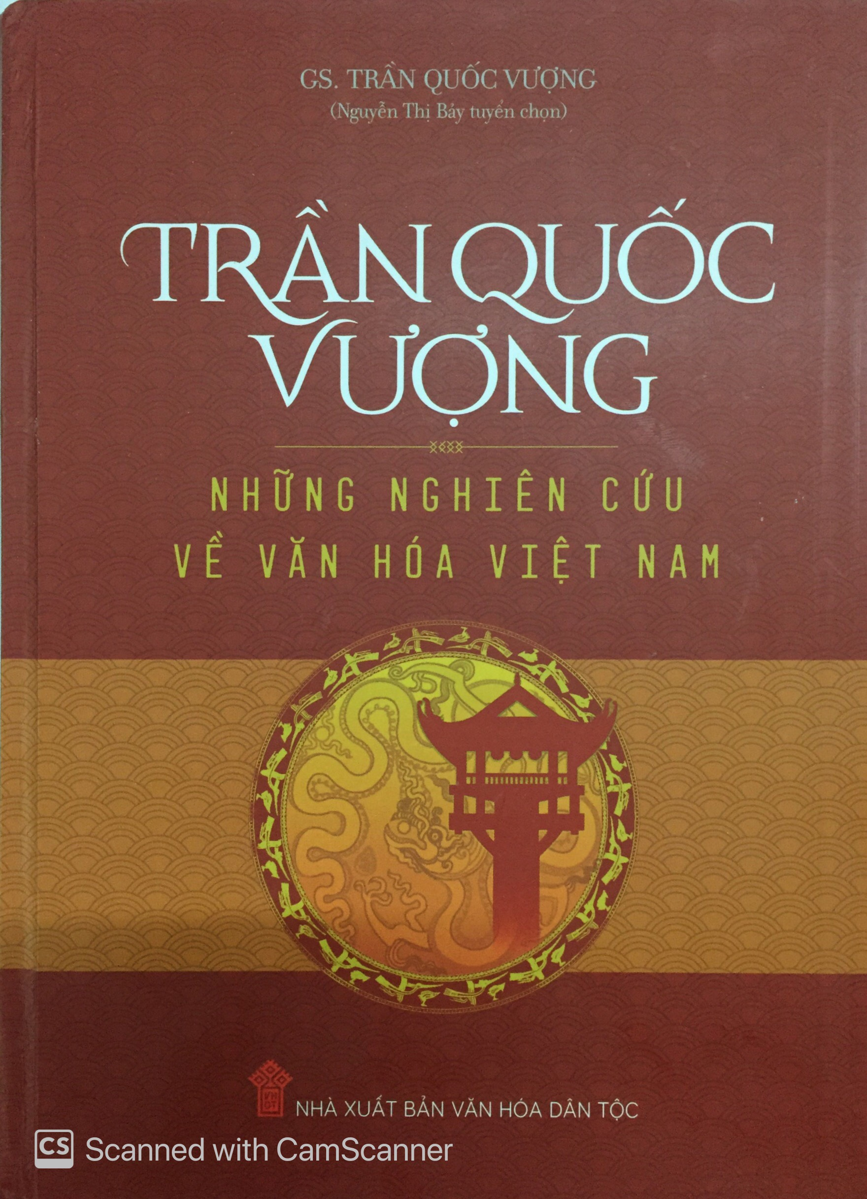 TRẦN QUỐC VƯỢNG – những nghiên cứu về văn hóa Việt Nam