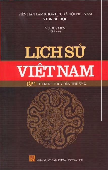 Lịch sử Việt Nam (Trọn bộ 15 tập)