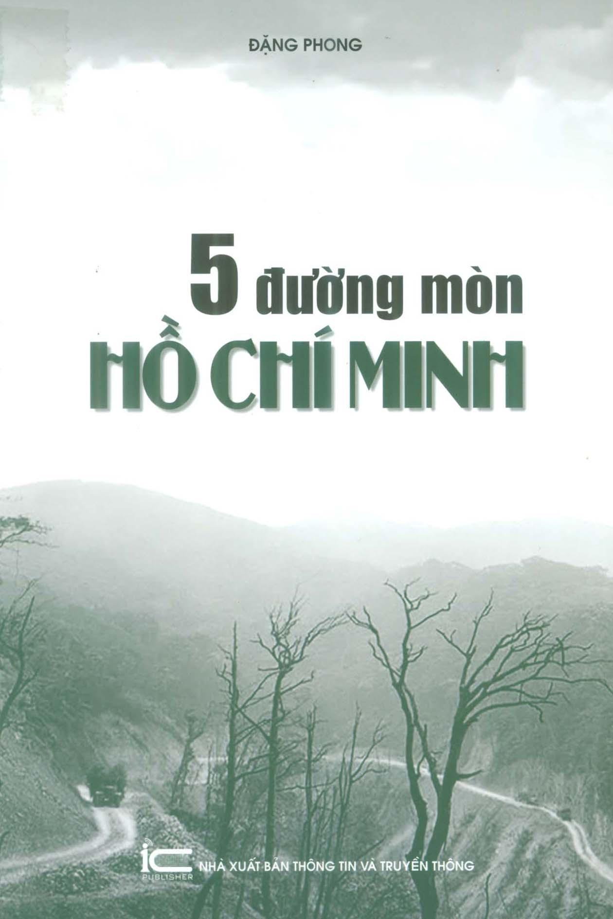 5 đường mòn Hồ Chí Minh trên biển